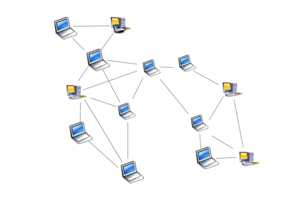 Computer Network Topology In Hindi