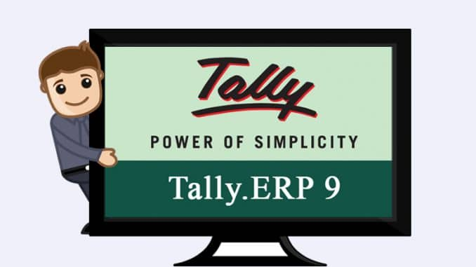 best book for tally erp 9 with gst pdf