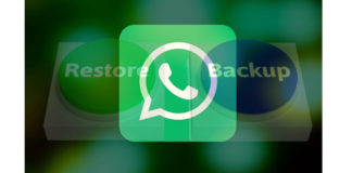 WhatsApp Backup restore Hindi