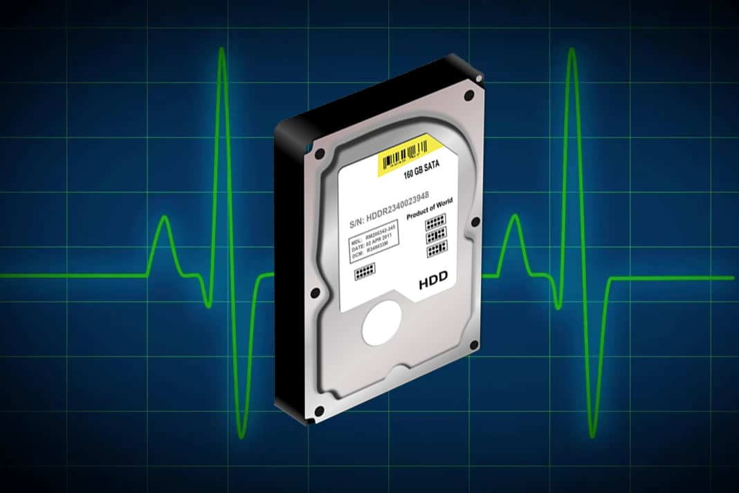 Test Hard Disk Failure Hindi