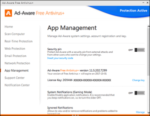 Ad-Aware Free Antivirus+-Best Free Spyware Malware Removal Software