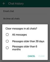 Clear Messages in all chat-