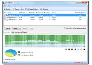 Disk SpeedUp- Best Free Dfragement Tool