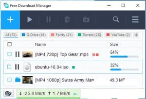 Free Download Manager-Best Free Download Manager