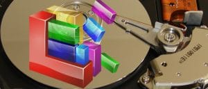 What is disk Fragments Hindi