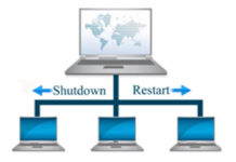 Remotely Shutdown Restart Window