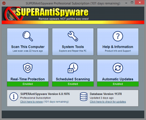 SUPERAntiSpyware-Best Free Spyware Malware Removal Software