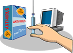 anti-virus- Scenarios In Which Computer get infected with a virus
