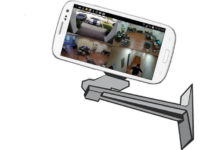 Old Smart Phone Becomes Security Camera