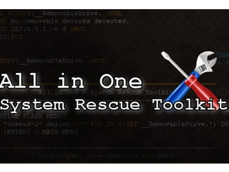 All in One – System Rescue Toolkit