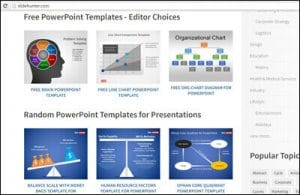 Slide HUNTER - Download Free PowerPoint Templates1