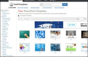 Smile Templates - Download Free PowerPoint Templates1