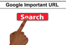Google Important URL Hindi