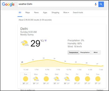 weather-google-search