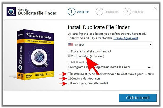 Auslogics Duplicate File Finder-1