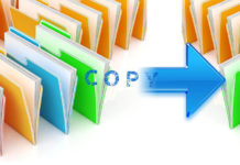 Speed up file copying with TeraCopy