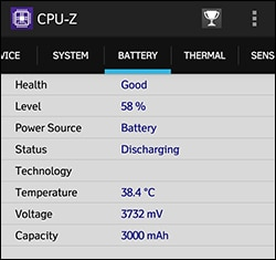 3-CPU-Z Know Everything About PC Hardware Smartphone