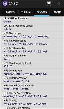 4-CPU-Z Know Everything About PC Hardware Smartphone