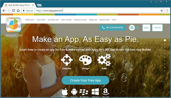 Top Five Best Free Android App Maker Software For Pc - Circus