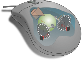Mouse in Hindi-Input Devices in Hindi