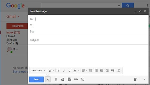 Gmail in Hindi