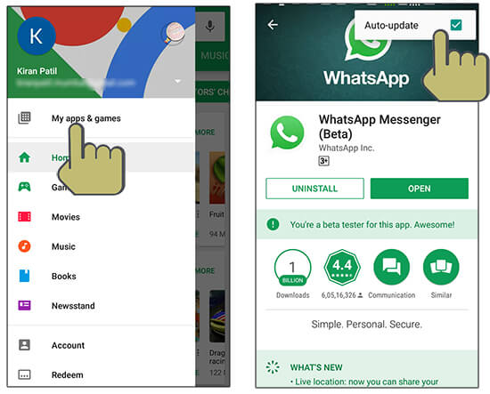 Disable Auto-Updates of App - Google Play Tips And Tricks In Hindi