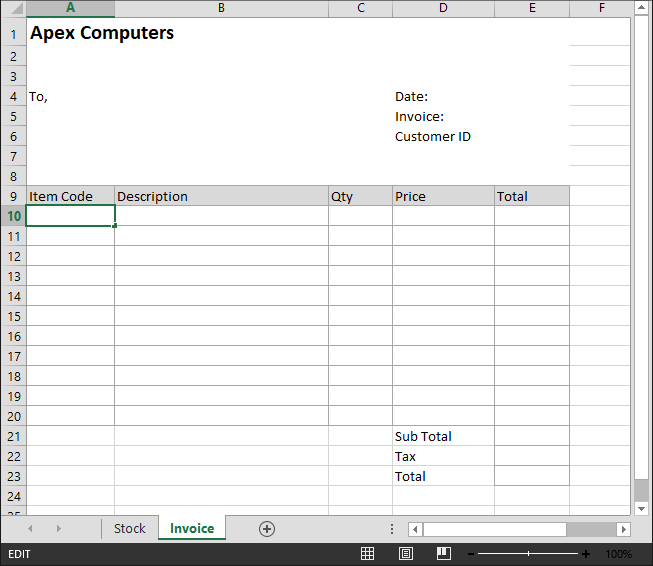 8-Example of Excel VLOOKUP Fuction in Hindi