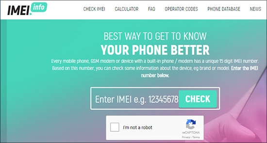 IMEI Number check - IMEI Number Hindi