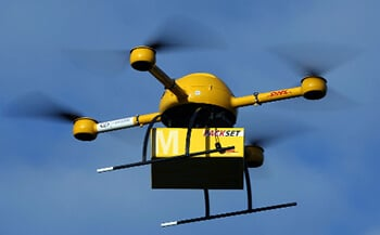 Delivery Drones - Drone in Hindi