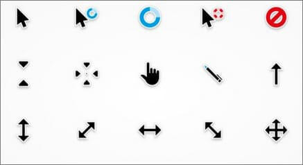Best Free Mouse Cursor Scheme Hindi