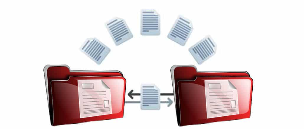 DSynchronize Sync Two Folders Hindi