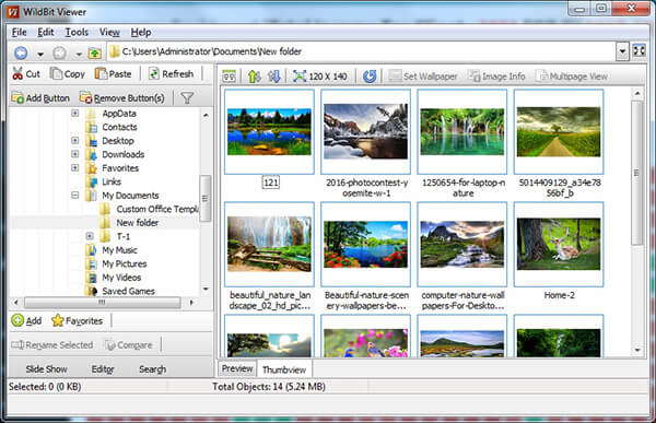 WildBit Viewer- Best Free Digital Image Viewer Hindi