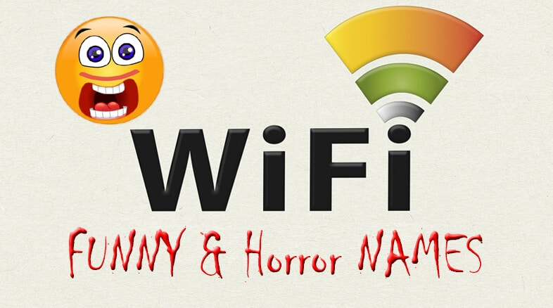 Funny WiFi Names Hindi