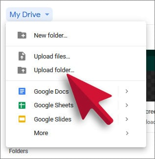 Google Drive in Hindi
