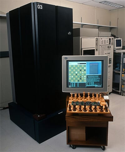 IBM Deep Blue Supercomputer