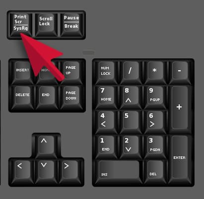 Shortcut Key For Screenshot in Computer in Hindi