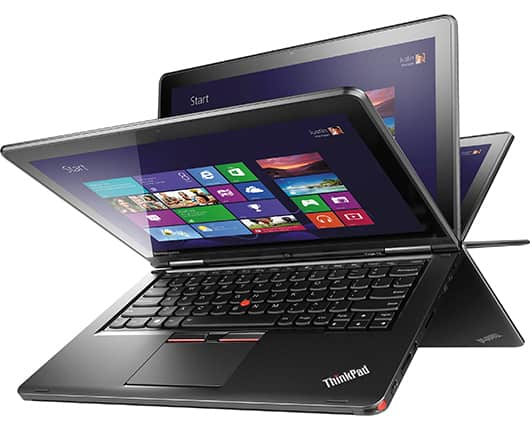 ThinkPad Yoga - Laptop Hindi