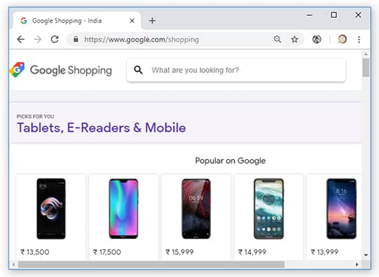 Google Shopping - Googles Other Search Engines Hindi