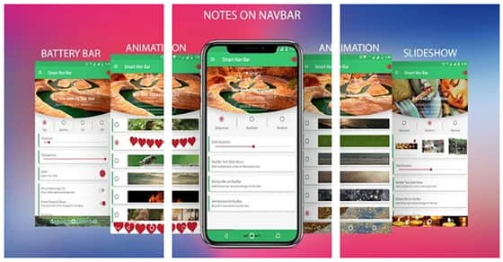 -Smart navigation bar -New Best Free Android Apps For 2019