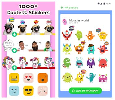Stickers Pop for WhatsApp -New Best Free Android Apps For 2019