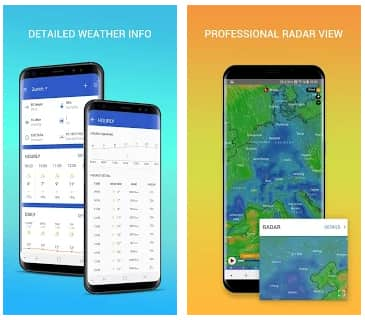 Apex Weathers -New Best Free Android Apps For 2019
