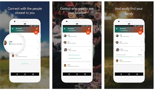 Trusted Contacts -New Best Free Android Apps For 2019
