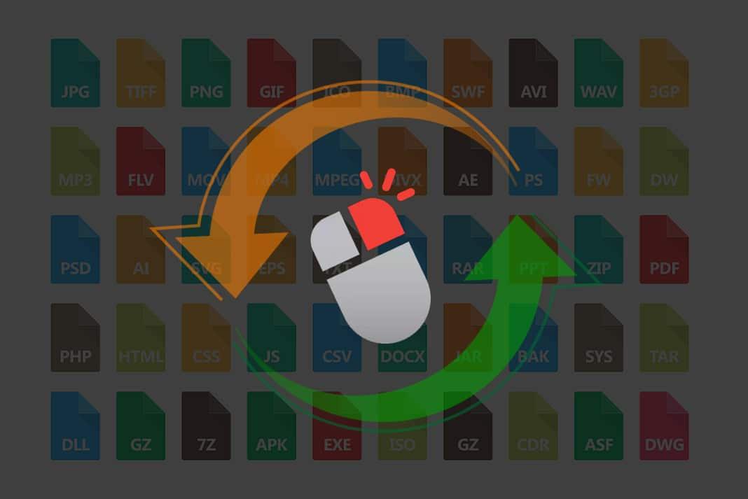 File Converter With A Right Click Hindi
