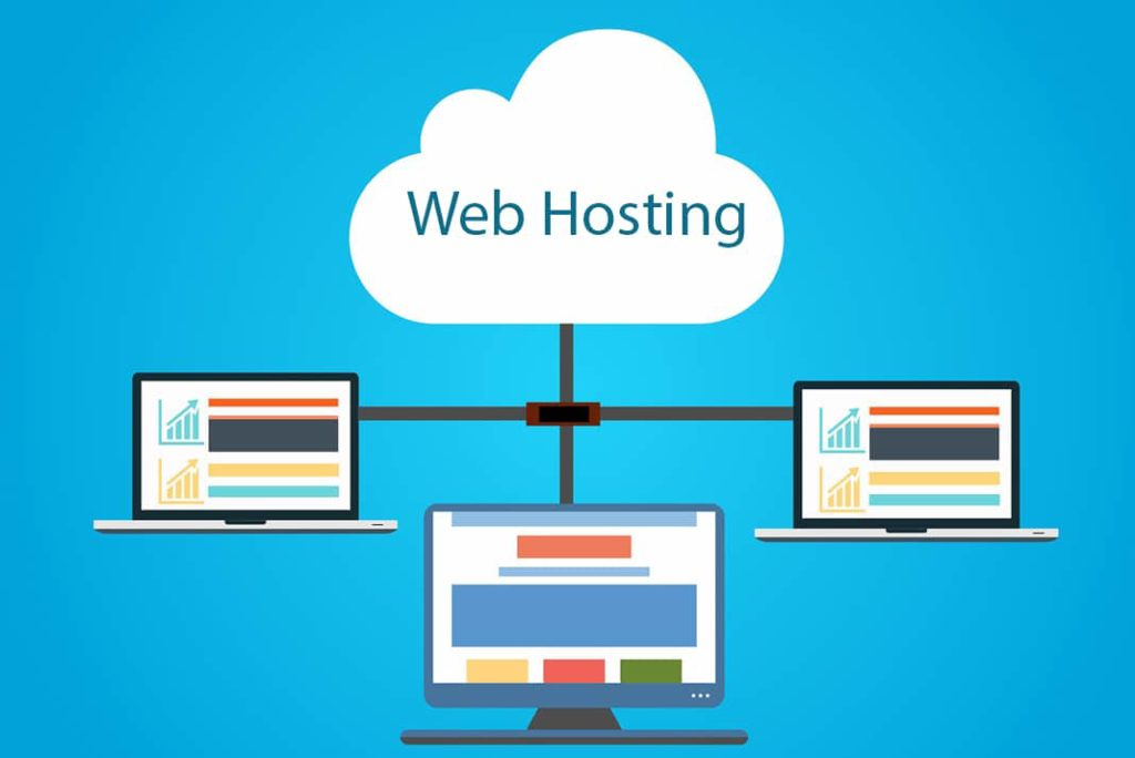 Web Hosting Meaning in Hindi