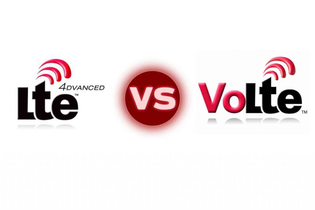LTE vs VoLTE Hindi