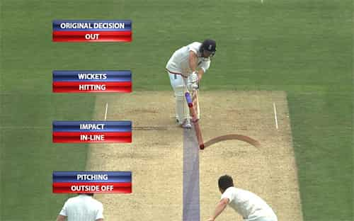 Ball-Tracking Technology- Technology Used in Cricket