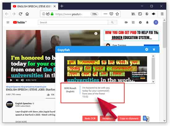 Copyfish Extract Text from Images, Videos PDF