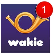Wakie Voice Chat - Lesser Known Android Apps