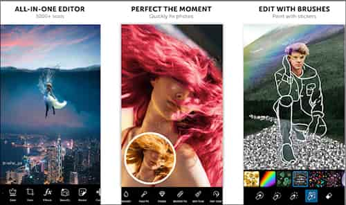 PicsArt Photo Studio - Photo Editing Karne Wala Apps