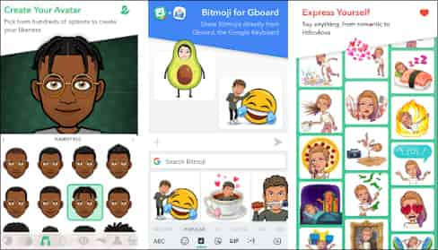 Bitmoji - Emoji Maker Android Apps